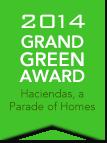 2014 Grand Green Award