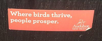 Audubon motto